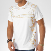 /achat-t-shirts/versace-jeans-tee-shirt-print-10-b3gta72g-blanc-dore-163769.html