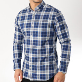 /achat-chemises-manches-longues/jack-and-jones-chemise-manches-longues-owlin-bleu-marine-blanc-163823.html
