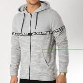 /achat-sweats-zippes-capuche/jack-and-jones-sweat-zippe-capuche-avec-bandes-ian-gris-chine-163919.html