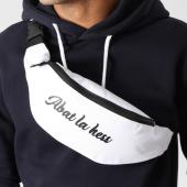 /achat-sacs-banane/ohmondieusalva-sacoche-banane-abat-la-hess-logo-blanc-noir-163943.html