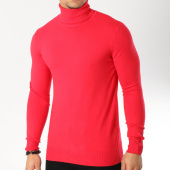/achat-pulls/uniplay-pull-col-roule-ct003-rouge-163875.html