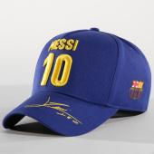 /achat-casquettes-de-baseball/fc-barcelona-casquette-signature-messi-bleu-roi-164005.html