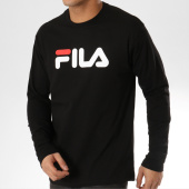 /achat-t-shirts-manches-longues/fila-tee-shirt-manches-longues-classic-pure-681092-noir-164032.html