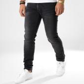 /achat-jeans/le-temps-des-cerises-jean-slim-711-noir-163953.html