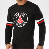 /achat-sweats-col-rond-crewneck/psg-sweat-crewneck-team-flash-noir-163965.html