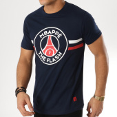 /achat-t-shirts/psg-tee-shirt-team-flash-bleu-marine-163967.html