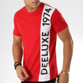 /achat-t-shirts/deeluxe-tee-shirt-nyles-s19-181-rouge-blanc-164154.html