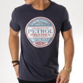 /achat-t-shirts/petrol-industries-tee-shirt-tsr600-bleu-marine-164170.html