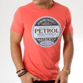 /achat-t-shirts/petrol-industries-tee-shirt-tsr600-corail-164172.html