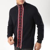 /achat-cardigans-gilets/hugo-by-hugo-boss-gilet-zippe-50404587-bleu-marine-164293.html