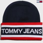 /achat-bonnets/tommy-hilfiger-jeans-bonnet-heritage-0365-bleu-marine-164240.html