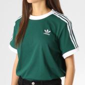 /achat-t-shirts/adidas-tee-shirt-femme-3-stripes-dv2590-vert-blanc-164447.html