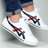 /achat-baskets-basses/asics-baskets-aaron-1201a007-101-white-midnight-164400.html