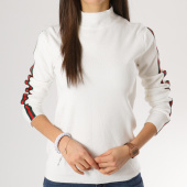 /achat-pulls/girls-only-pull-femme-avec-bandes-aw826-blanc-164391.html