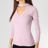 /achat-pulls/girls-only-pull-femme-aw827-rose-164398.html