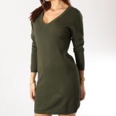 /achat-robes/girls-only-robe-pull-femme-lx230-vert-kaki-164412.html