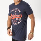 /achat-t-shirts/jack-and-jones-tee-shirt-logan-bleu-marine-164377.html