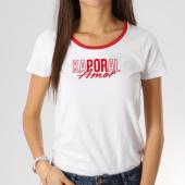 /achat-t-shirts/kaporal-tee-shirt-femme-burin-blanc-rouge-164461.html