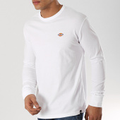 /achat-t-shirts-manches-longues/dickies-tee-shirt-manches-longues-round-rock-blanc-164581.html