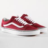 /achat-baskets-basses/vans-baskets-old-skool-a38g1vg41-rumba-red-true-white-164561.html