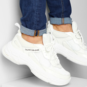 /achat-baskets-basses/calvin-klein-baskets-marvin-nylon-metal-calf-nappa-s0591-bright-white-164858.html