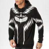/achat-sweats-capuche/charo-sweat-crewneck-heatwave-noir-blanc-164864.html