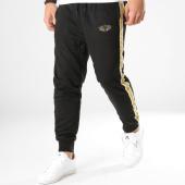 /achat-pantalons-joggings/charo-pantalon-jogging-avec-bandes-hood-drift-noir-164905.html