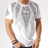 /achat-t-shirts/charo-tee-shirt-tribal-design-wy4264-blanc-164912.html