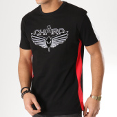 /achat-t-shirts/charo-tee-shirt-a-bandes-velvet-wy4542-noir-blanc-rouge-164916.html
