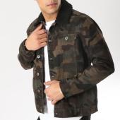 /achat-vestes-jean/brave-soul-veste-en-jean-col-mouton-polar-vert-kaki-camouflage-165098.html