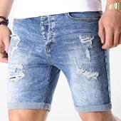 /achat-shorts-jean/lbo-short-jean-avec-dechirures-8011-bleu-medium-165424.html
