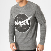 /achat-sweats-col-rond-crewneck/nasa-sweat-crewneck-insignia-front-desaturate-anthracite-chine-165378.html