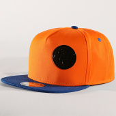 /achat-snapbacks/dragon-ball-z-casquette-snapback-goku-metal-badge-orange-bleu-roi-165673.html