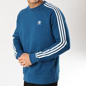 /achat-sweats-col-rond-crewneck/adidas-sweat-crewneck-3-stripes-dv1554-bleu-marine-blanc-165923.html