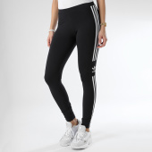 /achat-pantalons-joggings/adidas-pantalon-jogging-femme-avec-bandes-regular-dv2572-noir-blanc-165932.html