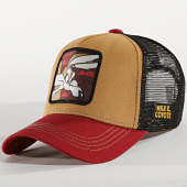 /achat-trucker/looney-tunes-casquette-trucker-coyote-marron-bordeaux-165917.html