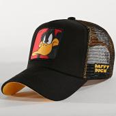 /achat-trucker/looney-tunes-casquette-trucker-daffy-noir-165918.html