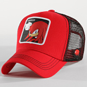 /achat-trucker/sonic-the-hedgehog-casquette-trucker-knuckles-rouge-noir-165931.html