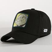/achat-casquettes-de-baseball/star-wars-casquette-yoda-noir-165939.html