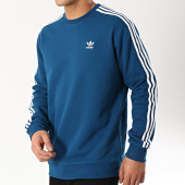 /achat-sweats-col-rond-crewneck/adidas-sweat-crewneck-monogram-dv2069-bleu-marine-165989.html