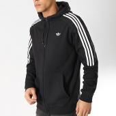 /achat-sweats-zippes-capuche/adidas-sweat-zippe-capuche-radkin-fzh-du8139-noir-blanc-166037.html