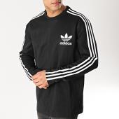 /achat-sweats-col-rond-crewneck/adidas-sweat-crewneck-a-bandes-baseball-dv1619-noir-blanc-166089.html