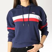 https://www.laboutiqueofficielle.com/achat-sweats-capuche/sweat-capuche-femme-ella-687079-bleu-marine-rouge-blanc-166005.html