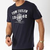 /achat-t-shirts/tom-tailor-tee-shirt-logo-bleu-marine-blanc-166061.html