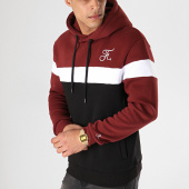 /achat-sweats-capuche/final-club-sweat-capuche-tricolore-avec-broderie-172-noir-blanc-bordeaux-166238.html