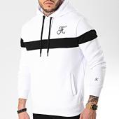 /achat-sweats-capuche/final-club-sweat-capuche-tricolore-avec-broderie-167-blanc-noir-blanc-166239.html