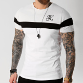 /achat-t-shirts/final-club-tee-shirt-tricolore-avec-broderie-171-blanc-noir-blanc-166241.html