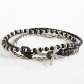 /achat-bracelets/icon-brand-lot-de-3-bracelets-onwards-combo-noir-argente-166111.html