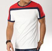 /achat-t-shirts/terance-kole-tee-shirt-suedine-98213-blanc-bleu-marine-rouge-166185.html