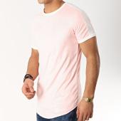 /achat-t-shirts-longs-oversize/terance-kole-tee-shirt-oversize-suedine-98210-rose-blanc-166192.html